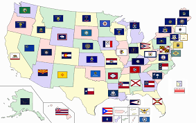 Flags of the U.S. states and territories - Yiu Fung Finance Company Limited